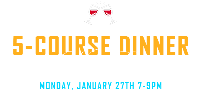 5-Course Dinner with Wine Pairings at Le Papagayo Leucadia